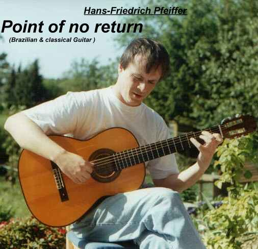 Hans-friedrich Pfeiffer : Point of no return